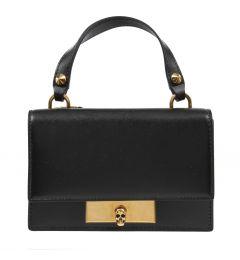 ALEXANDER MCQUEEN SKULL LOCK SMALL BAG 6282591CW00 TOP HANDLE