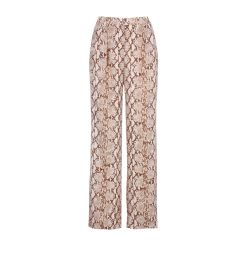 MICHAEL MICHAEL KORS SATURATED SNAKE  PANT MS03GUWDYG