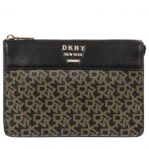 DKNY AVA - PVC TOP ZIP CROSSBODY R93EJD69 CROSS BODY