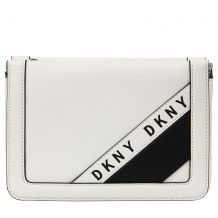 DKNY BOND - CROSSBODY - EMBOSSED PEBBLE PU R94EZF33 CROSS BODY