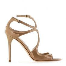 JIMMY CHOO Ladies Shoes LANG PAT
