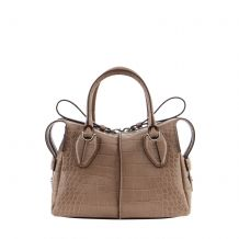 TOD'S ANY BAULETTO ZIP MINI XBWANYH0100MKC TOTE