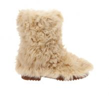 SAINT LAURENT FURRY SNOWBOOTS 5292430W100 ΜΕΣΑΙΟ