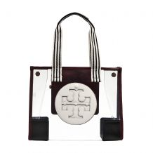 TORY BURCH ELLA CLEAR SMALL TOTE 73267 TOTE