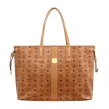 MCM SHOPPER PROJECT MWPAAVI01CO001 SHOULDER BAG