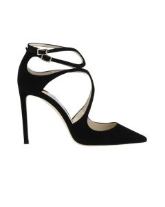 JIMMY CHOO Pump Closed Shoe 100 LANCER 100 SUE ΨΗΛΟ ΤΑΚΟΥΝΙ