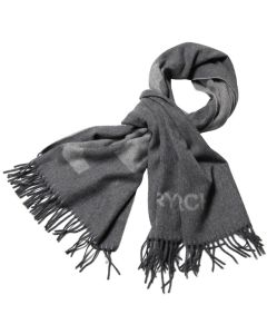 TORY BURCH SOLID LOGO OBLONG SCARF 50164