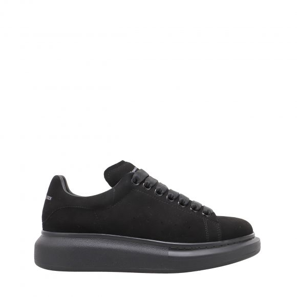 ALEXANDER MCQUEEN FABRIC UPPER AND RUBBER SOLE SNEAKER 558943WHV67 LOW