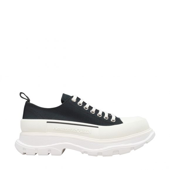 ALEXANDER MCQUEEN FABRIC UPPER AND RUB 604257W4L32 LOW