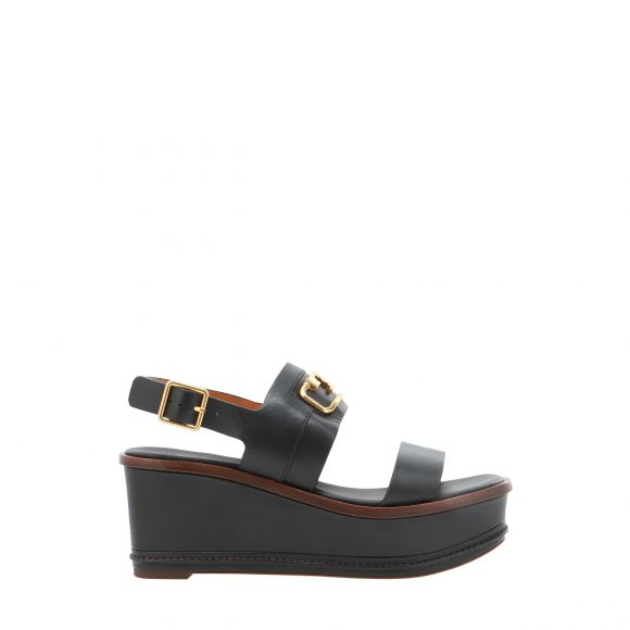 TORY BURCH SELBY 80MM PLATFORM WEDGE 63537