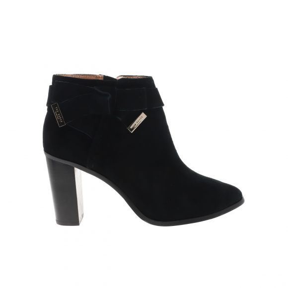 TED BAKER ANAEDI Bow detail suede ankle boots 159865 KONTO