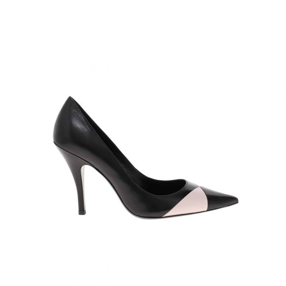 MARC JACOBS THE NEW WAVE LEATHER PUMP MARC JACOBS M9002233