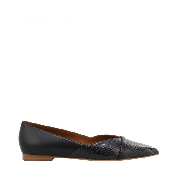 MALONE SOULIERS COLETTE NAPPA FLAT EXCLUSIVE COLETTE FLAT 14