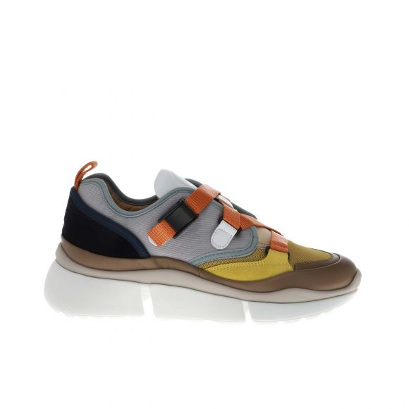 CHLOE SONNIE SNEAKERS CHC18A05118 LOW