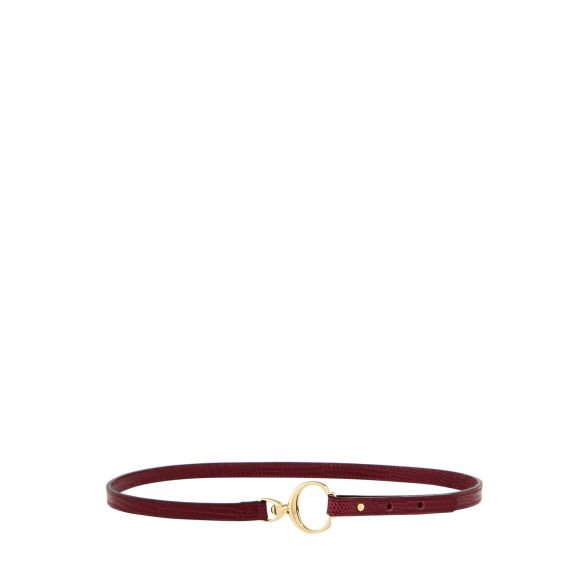 CHLOE LEATHER BELT CHC19AC027ELC