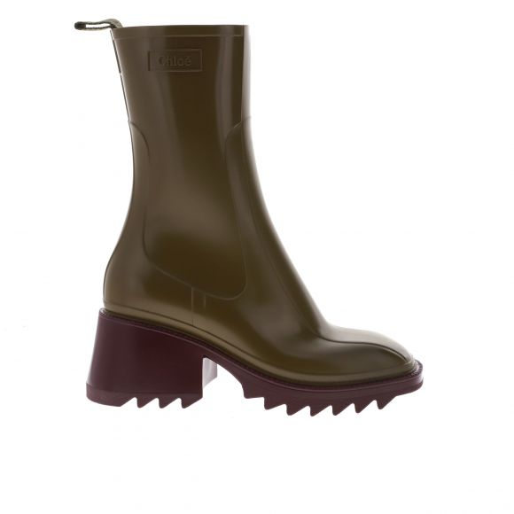 CHLOE RUBBER BOOTS CHC19W239G8 MID
