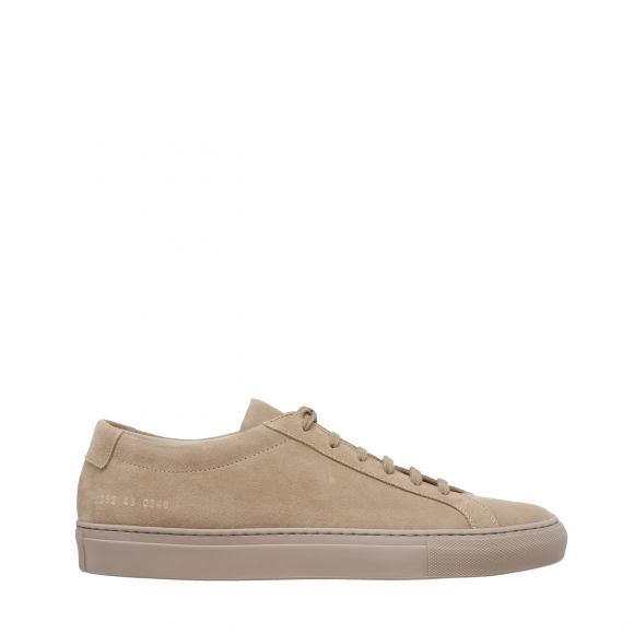 COMMON PROJECTS Original Achilles Low in Suede 2252 LOW