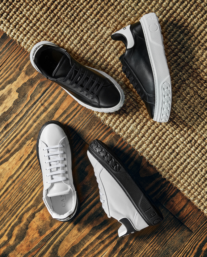 <strong>SNEAKER GAME</strong>Take your athleisure style to another level.