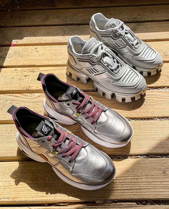<strong> SNEAKER UPDATE</strong> Choose your new season kicks from our super stylish sneaker collection.
